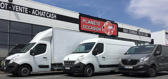 Articles neufs occasions d p t vente achat cash planete occasion - Enlevement meubles a domicile ...