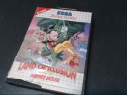 Land of illusion (mickey mouse)