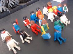 Lot de playmobil