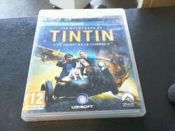 PS3 - Le Secret de la Licorne TINTIN