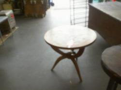 Table basse tripode style 30